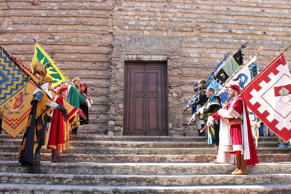 Un Bravìo dedicato ai 500 anni del Tempio di San Biagio