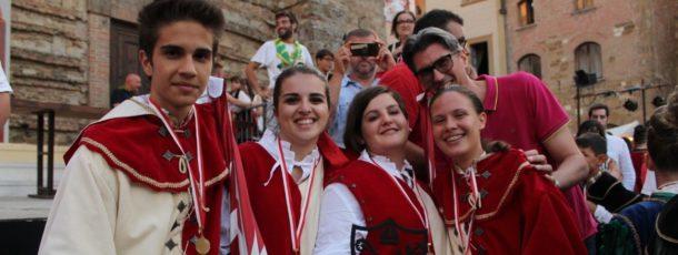 Piccoli Sbandieratori e Tamburini: vincono Gracciano e San Donato